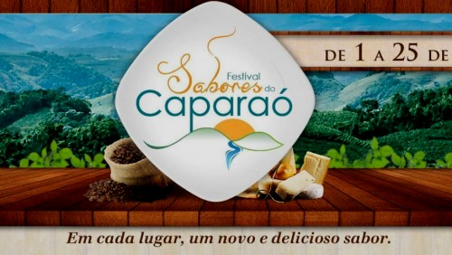 Festival dos Sabores do Caparaó termina no domingo